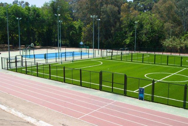 Np Alcalá: Reabre Complejo Deportivo San Juan Tras La Renovación Con Plan Supera