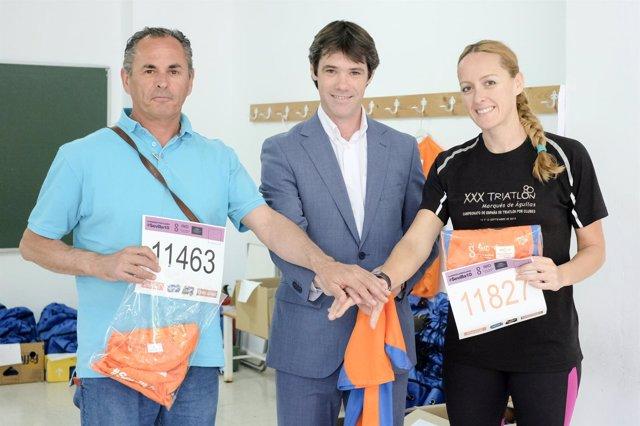 Presentación carrera Parque María Luisa