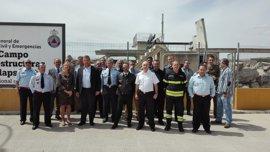 España y Portugal pondrán en común un glosario bilingüe para la extinción conjunta de incendios durante 2017