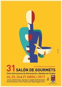 XXXI SALÓN DE GOURMETS
