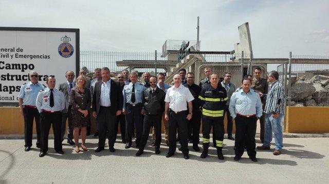 España y Portugal planifican su estrategia de lucha contra incendios