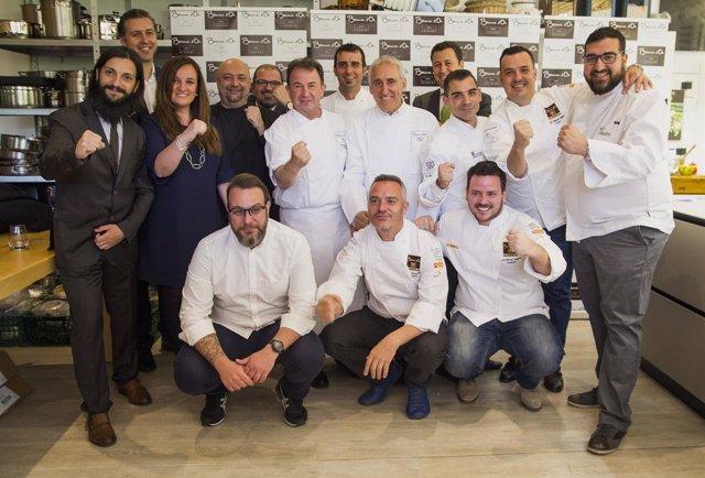 Presentación de la Academia Bocuse d'Or España