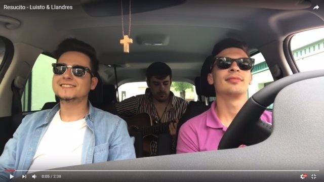 Jóvenes católicos versionan la canción 'Despacito'