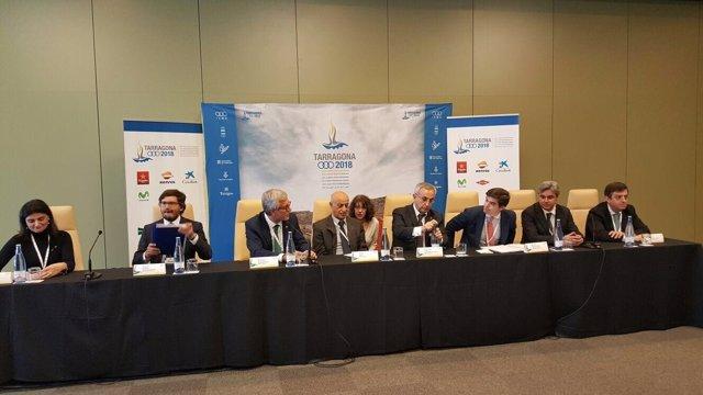 El director general del Consejo Superior de Deportes (CSD), Jaime González Casta