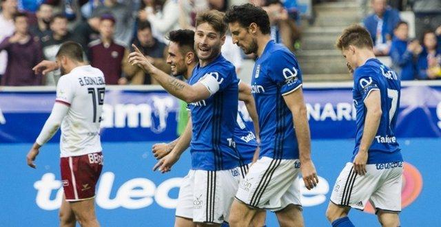 Oviedo y Huesca empatan en el Carlos Tartiere