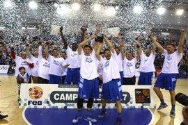 Gipuzkoa Basket se proclama campeón de la LEB Oro