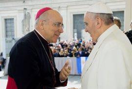 """Obispo destaca """"el gran don"""" del Papa Francisco al utilizar """"siempre gestos y palabras"""" que acercan al Evangelio"""
