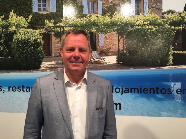 Paul Noël, director general de Logis en sur de Europa