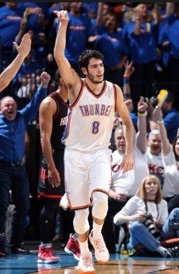 Álex Abrines Oklahoma City Thunder NBA