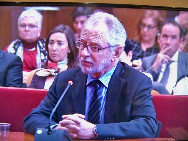 El jurista Carles Viver i Pi-Sunyer