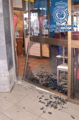 """Nota De Prensa: """"La Policía Nacional Detiene A Un Hombre Tras Un Robo Con Fuerza"""