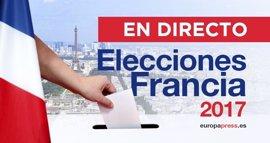 Elecciones Francia 2017 | Directo:  Mélenchon descarta a Le Pen entre sus opciones para la segunda vuelta