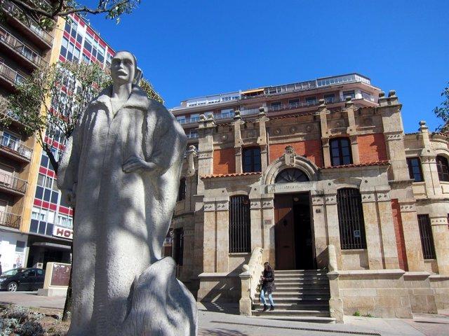 Salamanca.- Plaza de Gabriel y Galán de Salamanca