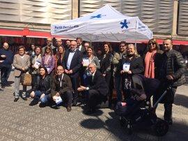 El PDeCAT impulsa la iniciativa 'La Barcelona Demòcrata surt al carrer'