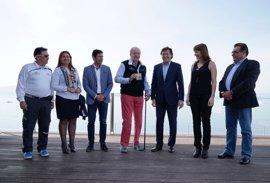 El Rey Juan Carlos recibe la licencia de honor de vela