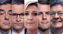 Las elecciones presidenciales en Francia en cinco datos