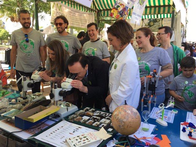 Paseos por la Ciencia en Córdoba