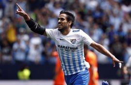 El Valencia cae 2-0 frente al Málaga y rompe su racha de victorias