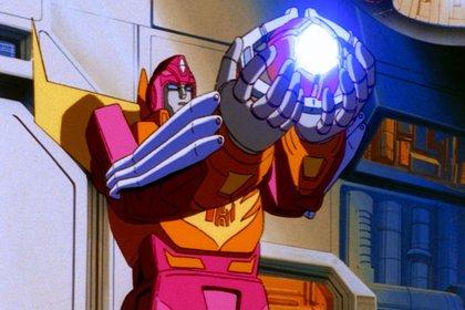 Primera imagen de Hot Rod en Transformers 5: El último caballero