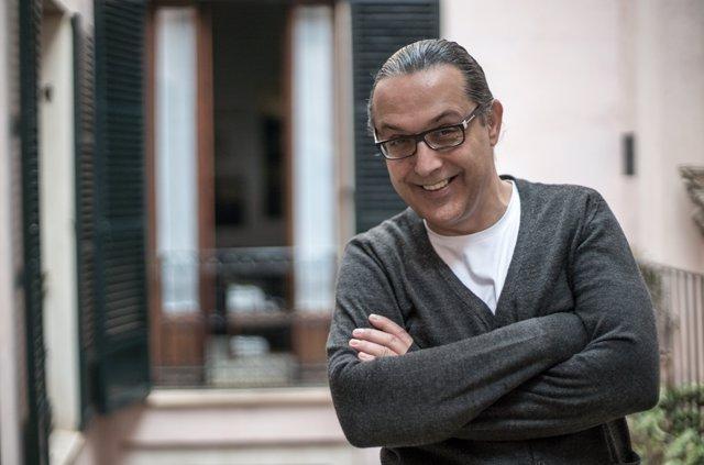 El escritor mallorquín Sebastià Perelló