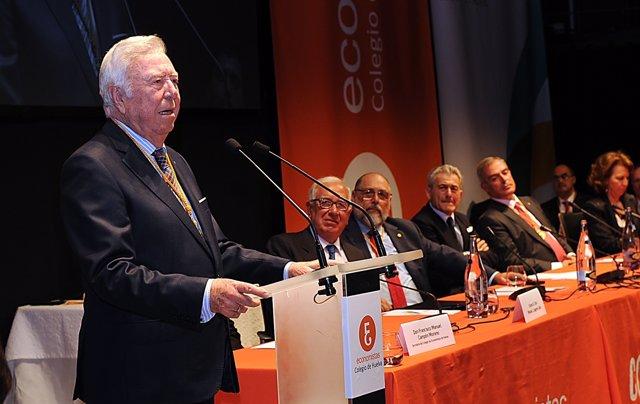 José Luis García Palacios recibe el Premio Confluencia