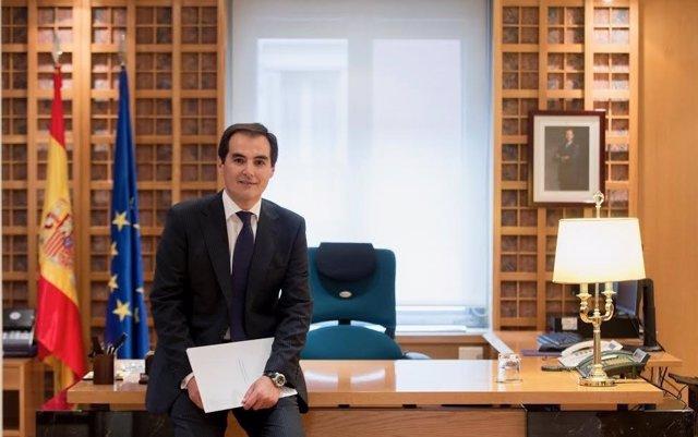 José Antonio Nieto, secretario de Estado de Seguridad