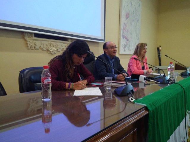Jornada de Podemos Andalucía sobre renta básica