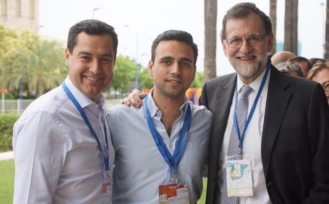 Nota De Prensa Y Foto Pp Andaluz