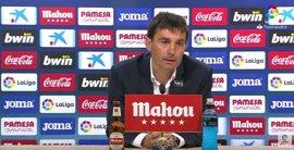 """Garitano: """"Espero que esta acción no nos condicione de aquí al final de temporada"""""""