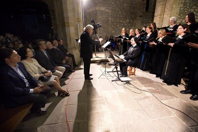 Concierto del Coro Filarmónico Vaticano