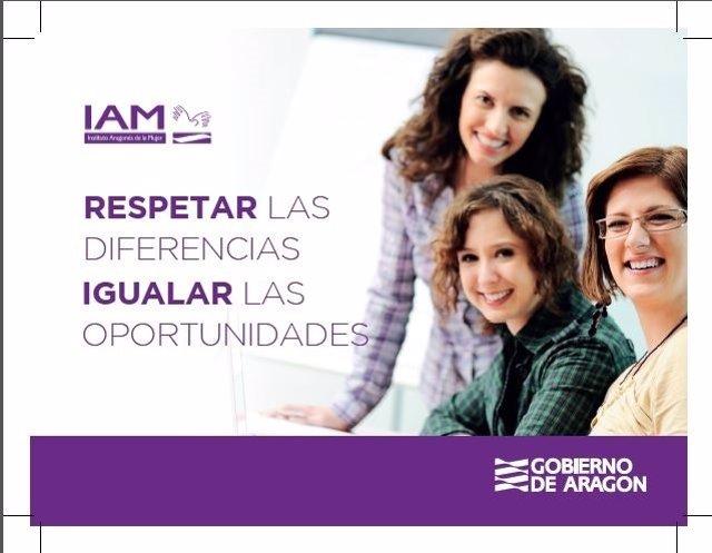 Cartel del IAM