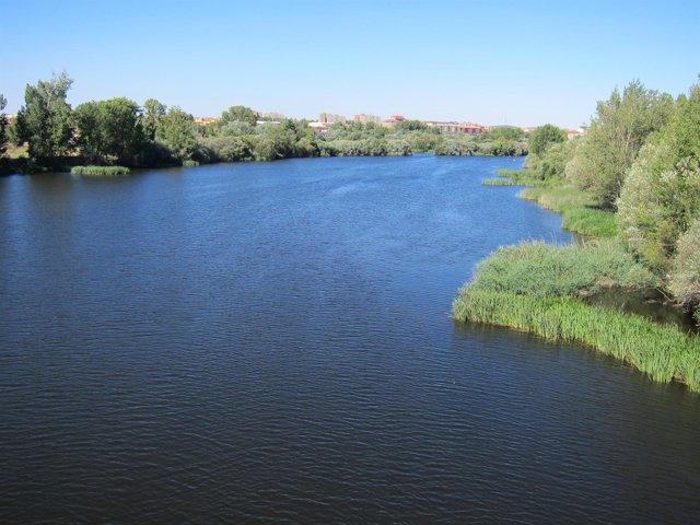 Salamanca.- Río Tormes