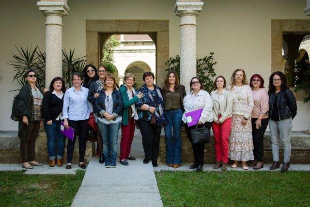 Consejo Extremeño de participación de las mujeres