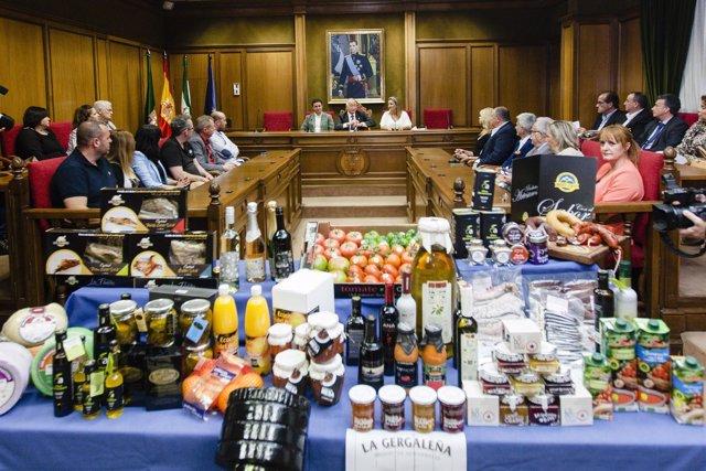 Los productos gastronómicos almerienses quieren deleitar en el Salón de Gourmets