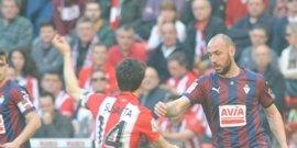 Eibar y Athletic ponen Europa en juego en Ipurua