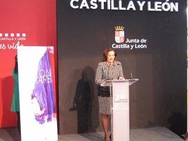 La reina Sofía inaugura este lunes en Cuéllar (Segovia) 'Reconciliare',