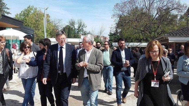 Ximo Puig pide al PPCV que se una al rechazo de los PGE