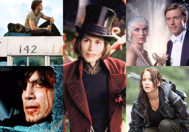 Fieles adaptaciones de libros en el cine