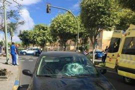 Un hombre de 63 años resulta herido grave al ser atropellado en Las Palmas de Gran Canaria