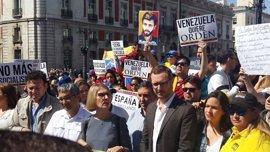 """Maroto asegura que los líderes de Podemos """"deberían pedir perdón al pueblo venezolano"""""""