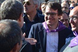 """Mañueco cree que """"sus motivos tendrá"""" Borja García para asegurar que cuenta con su apoyo"""