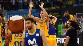Gran Canaria ya es equipo de 'play-offs', MoraBanc Andorra se queda cerca