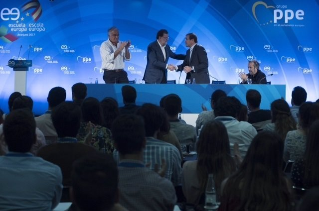 González Pons clausura 'Escuela Europa'