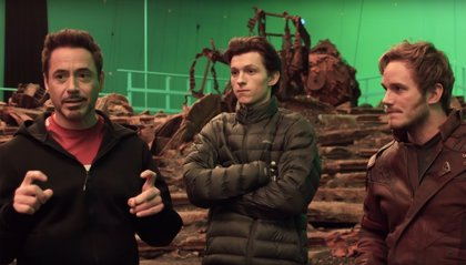 Vengadores 4 no se rodará junto a Infinity War