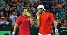 Feliciano y Marc López caen ante Boppana y Cuevas en la final de dobles de Montecarlo