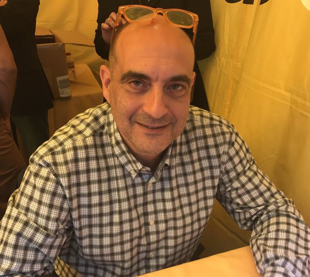 Xavier Bosch, periodista y escritor