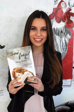 La valenciana ha presentado la obra en la Fira del Llibre