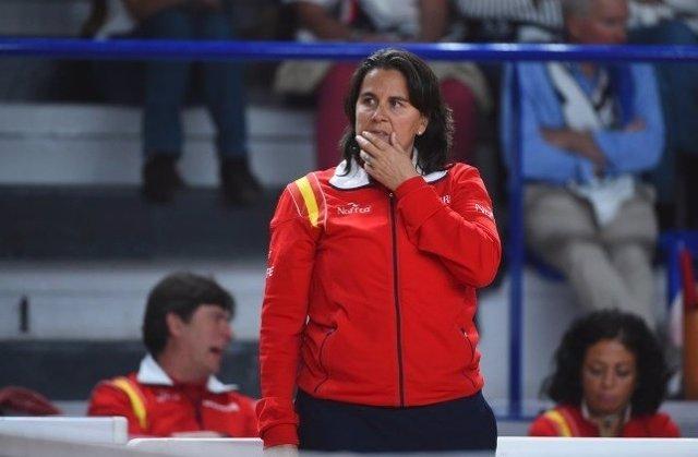 Conchita Martínez Copa Federación
