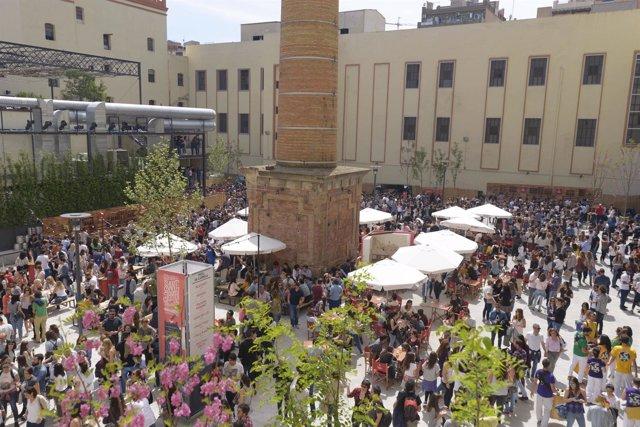 Sant Jordi Musical en la Antigua Fábrica de Estrella Damm