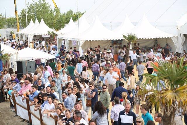 Feria Agroganadera de Los Palacios (Sevilla)
